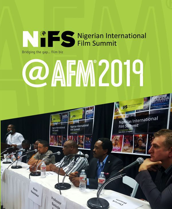 nifs at afm2019
